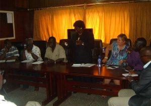 GAPFA Stakeholders Forum 31